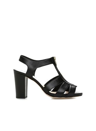 Divarese 5022868 Kadın Sandalet Siyah